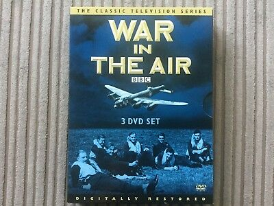 War In The Air The Classic Television Series Dvd Boxset BBC Digitally Restored