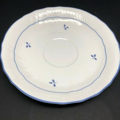Villeroy & Boch Coburg Saucer for Flat Cup Heinrich Germany Bone China