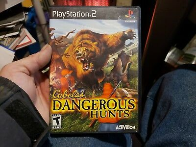 Cabela's Dangerous Hunts (Sony PlayStation 2, 2003)