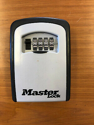 Masterlock Keysafe  Master Lock Key Safe MODEL 5401D