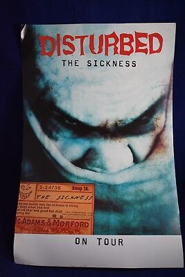 Disturbed The Lost Children poster wall decoration photo print 24x24 inches