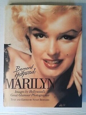 b660e250a1b21 Bernard of Hollywood's Marilyn Monroe HB Book 1993 signed by Susan Bernard