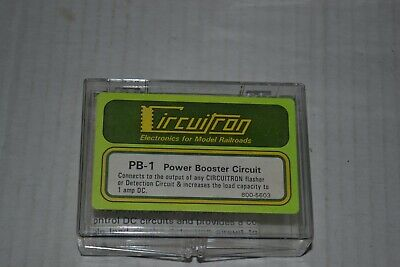 Circuitron 800-5603 PB-1 Power Booster Circuit