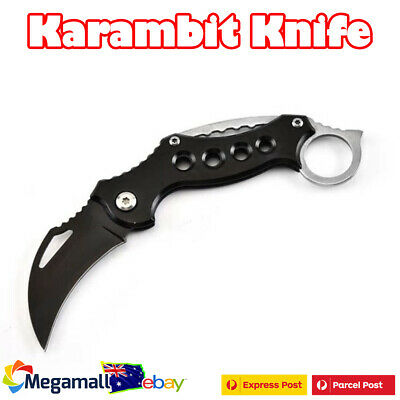 Karambit Folding Knife