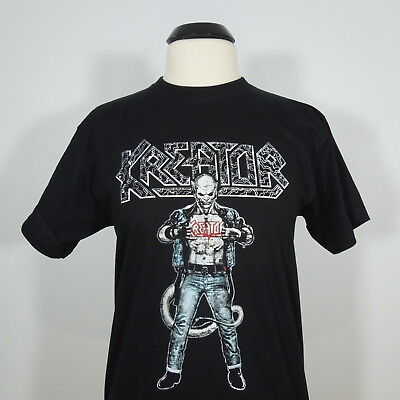 KREATOR Terrible Certainty T-Shirt Black Men's size L (NEW)
