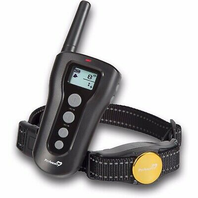 Elite Dog Training Collar 1200+ Feet Safe Remote 100% Waterproof Rechargeable