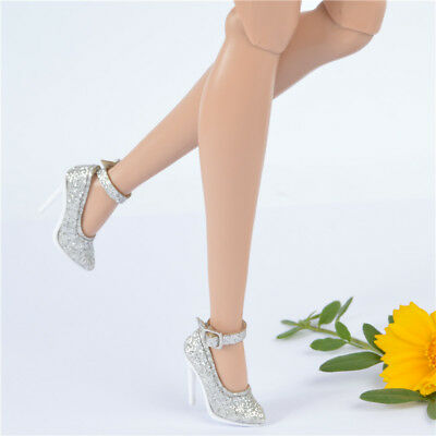 2019 model show shoes for FR2 Nu face 2 body doll Jason wu integrity toys white