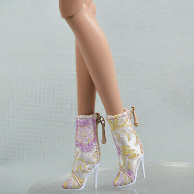 Boots shoes for Fashion royalty FR2 Nu Face 2 poppy parker obitsu 23 27 7FR2-62