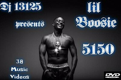 Boosie  MUSIC VIDEOS HIP HOP RAP DVD