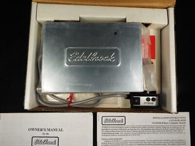 Nos Edelbrock System Ii Intelligent Ignition Computer Control Module Like Msd G