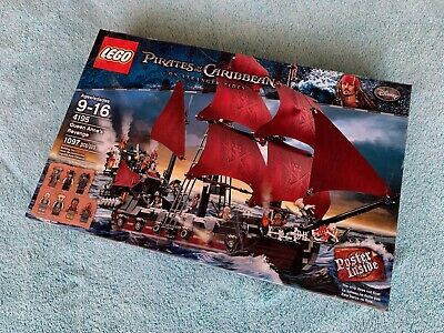 LEGO NEW 5x COMPLETE Cannons For Black Pearl 4184 And Queen Anne/'s Revenge 4195