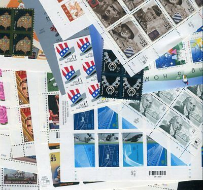 Postcard 100 --35 cent 2 stamp-combo rate discount postage  29% OFF easy use