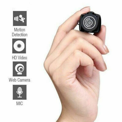 Micro 720P HD DVR SPY Mini Camera Webcam Video Hidden Recorder Camcorder Hot