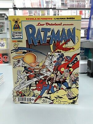 Rat-Man Collection 47 - L'ultima burba - Leo Ortolani - Panini Comics SC98