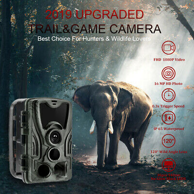 outdoor  trail camera  wildlife hunting security cam wireless hidden game farm