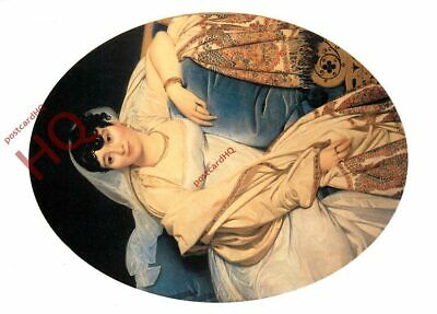 Picture Postcard-:Jean-Auguste-Dominique Ingres, Mme. Philibert Riviere