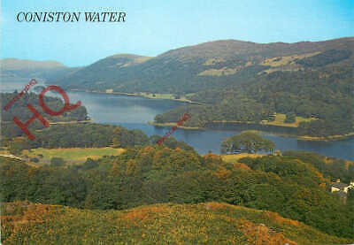 Picture Postcard; Coniston Water From Beacon Crag [Salmon]