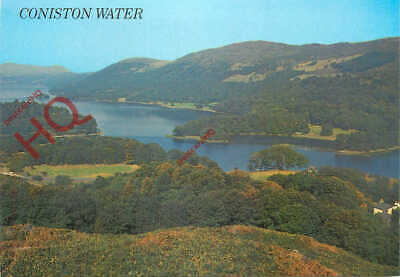 Picture Postcard: Coniston Water From Beacon Crag [Salmon]
