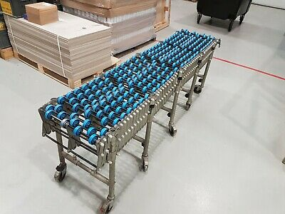 Flexible Extendable Conveyor for Parcels