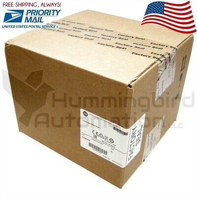 2018 NEW *SEALED* Allen Bradley ContolLogix 1756-A4 /C 4-SLOT Chassis Rack