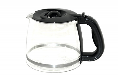 Morphy Richards Mattino Accents Coffee Maker Glass Jug with Lid. Part No. 10027