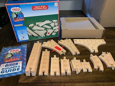 Thomas Friends Wooden Railway Figure 8 Set Expansion Pack 2999