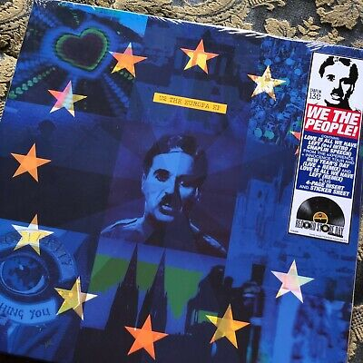 "U2 THE EUROPA EP Limited Edition 12"" Lp Vinyl RSD 2019 + insert and Stickers"