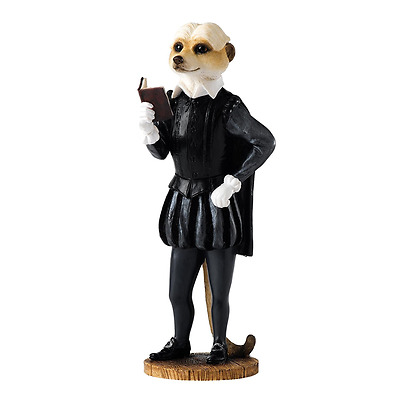 Magnificent Meerkats William Figure , Boxed , Gift