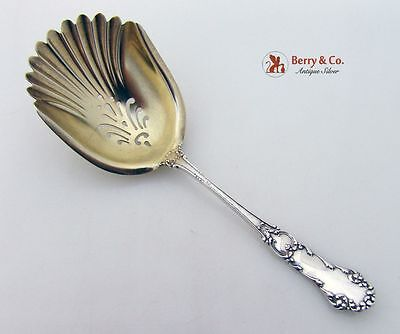 Oakland Large Nut or Candy Scoop Sterling Silver Watson 1903