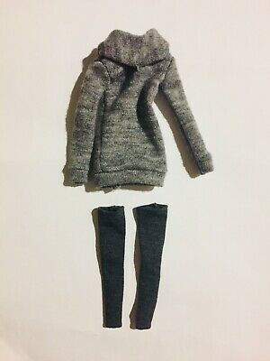 Barbie Sweater Dress The Look City Chic Outfit