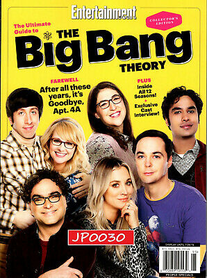 Entertainment Weekly Collector's Edition 2019, The Big Bang Theory, New/Sealed