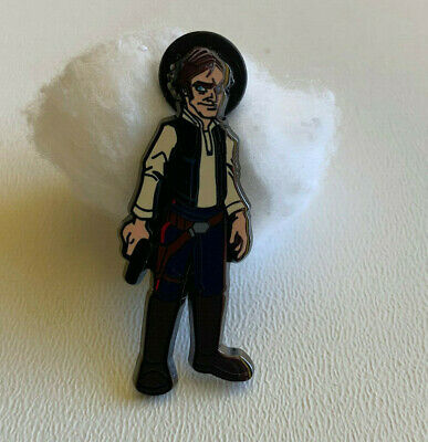 Star Wars Celebration 2019 Han Solo Pin - Store Blind Box Exclusive