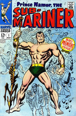 Sub-Mariner Bronze/modern Age Digital Comics Collection On Dvd