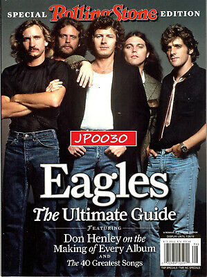 Rolling Stone Special 2019, Eagles, The Ultimate Guide, New/Sealed, Reissue