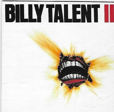 Billy Talent - II (CD 2006) Devil in a Midnight Mass, Red Flag, Surrender
