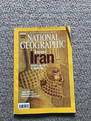 National Geographic Magazine 2008