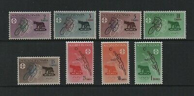 Maldive Islands 1960 Olympic Games, Rome *Vf Mlh*