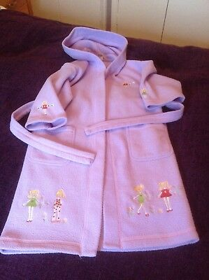 Girl's dressing gown age 7-8 years NEXT