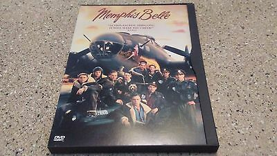 Memphis Belle (DVD, 1998) Snap Case / Adult Owned