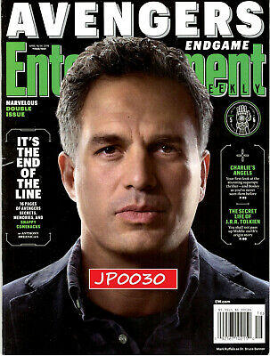 Entertainment Weekly Avengers Endgame 2019, Cover 5 of 6, New/Sealed