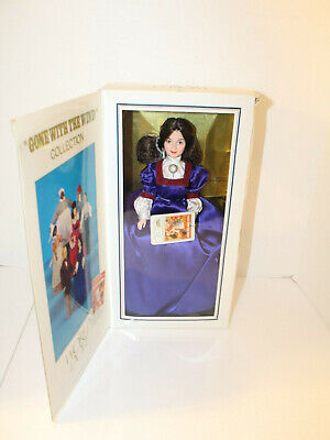 Gone With The Wind World Doll 50th Anniversary Melanie Box Open Includes C/A
