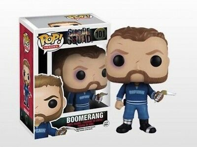 Funko Pop DC Series Suicide Squad Boomerang #101 Vinyl Fiure Toy Doll New