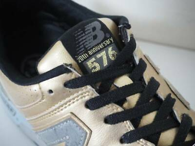 70212bacac9d NEW BALANCE Vintage Sneakers CM576 Gold 20th Anniversary Ltd size US 9 Y08A
