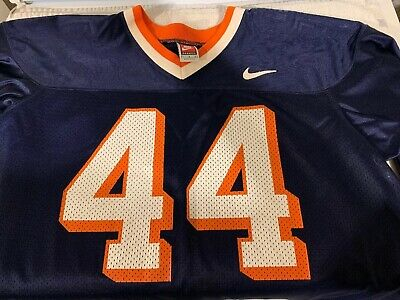 hot sale online dc366 ab0a4 NIKE REPLICA JIM BROWN/ERNIE DAVIS No. 44 SYRACUSE ORANGEMEN ...