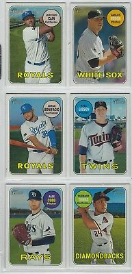 2018 TOPPS HERITAGE SP #401-#500 - PICK ANY SHORT PRINT Card. (18 TBH400)