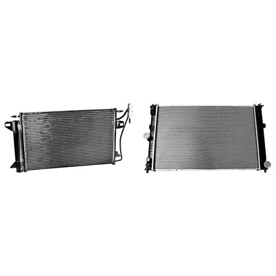 TYC 3020 Lincoln//Ford Parallel Flow Replacement Condenser