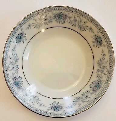 Noritake BLUE HILL #2482 Contemporary Fine China - 7.5 inch COUP SOUP BOWL