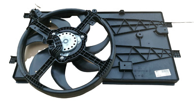 Fiat Fiorino Cooling Fan With Housing Behr P9106004