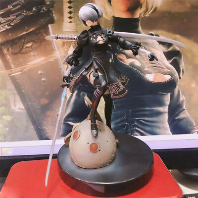 2019 Anime Nier Automata 2B YoRHa No. 2 Model B Neal NieR PVC Figure New no Box