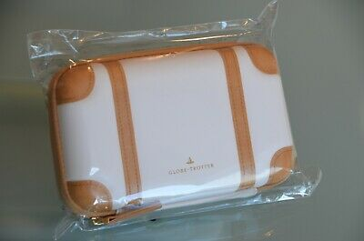 "ANA First Class All Nippon Airways Amenity Kit ""Globe Trotter"" Neu !"